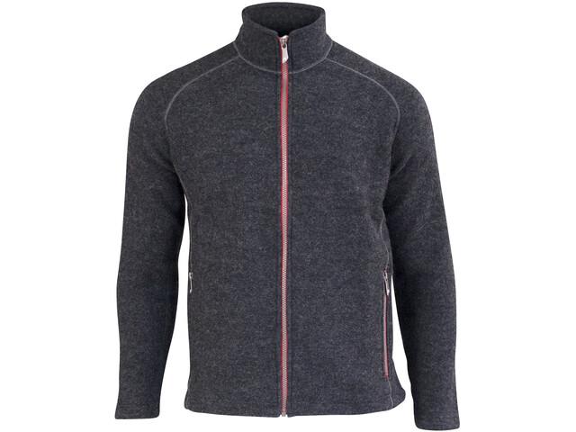 Ivanhoe of Sweden Danny Full Zip Jacket Men graphite marl